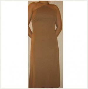 Michael Kors for Bergdorf Goodman Gorgeous halter dress