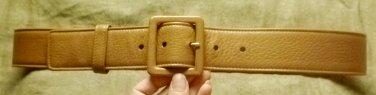 Yves Saint Laurent butter-like leather belt