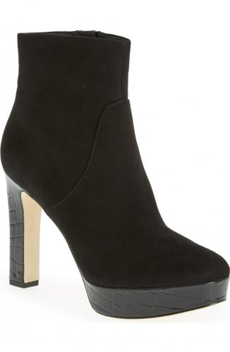 New in Box Via Spiga Reka Platform Bootie, 6M