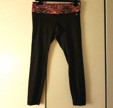 like new Koral crop leggings, large