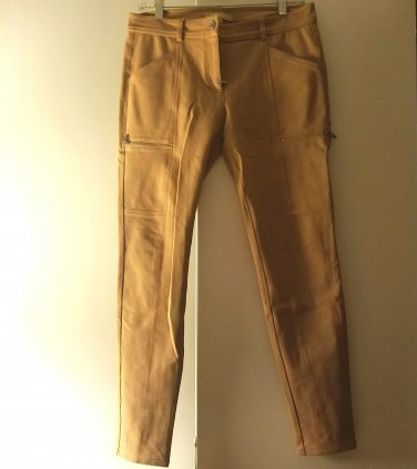 Michael Kors COLLECTION camel riding pants, 4