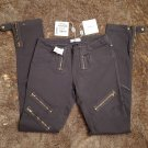 Emilio Pucci $800 Incredibly Awesome Zipper Pocket Skinny Jeans