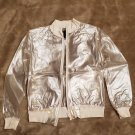 Marc Jacobs Collection transparent rain jacket matching fanny pack