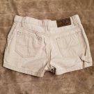 Todd Oldham khaki cargo shorts