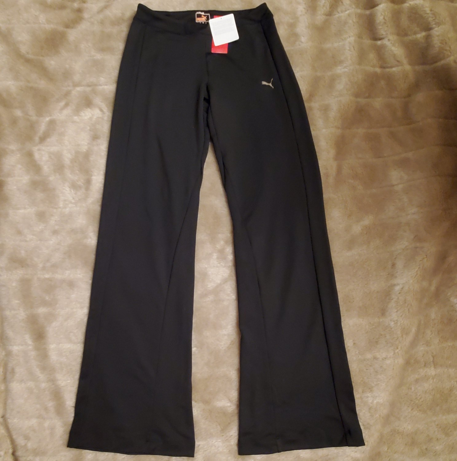 NEW Puma $55 TP workout pants, loose fit