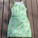 Lilly Pulitzer Pearl dress in Cording We Will Go