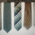 Fab 5 TIE DEAL! 5 NAME BRAND ties for only $25! Lot 7