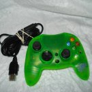 Pelican PL-2057 xbox controller - Clear Neon Green (?!)