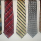 Fab 5 TIE DEAL! 5 NAME BRAND ties! Lot 8