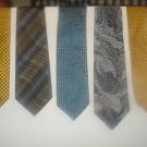 Fab 5 TIE DEAL! 5 NAME BRAND ties! Lot 10