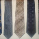 Fab 5 TIE DEAL! 5 NAME BRAND ties! Lot 6