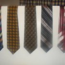 Fab 5 TIE DEAL! 5 NAME BRAND ties ! Lot 1