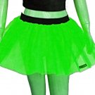 Neon Uv Green Tutu Skirt Petticoat Multi Layers Fancy Costumes Dress Dance Party Free Shipping