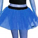 Blue Tutu Skirt Petticoat Multi Layers Non Neon Fancy Costumes Dress Dance Party Free Shipping