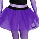 Purple Tutu Skirt Petticoat Multi Layers Non Neon Fancy Costumes Dress Dance Party Free Shipping