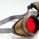 Steampunk Cyber Goggles Glasses Cosplay Anime Larp 206