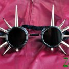 Cyber Goggles Cyber Goth Gothic Glasses Spikes Cosplay LARP Punk Burning Man