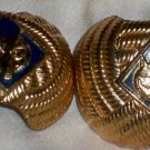 2 Vintage Boy Scout Neckerchief Holders