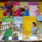 11 Vintage Work Basket Magazines, 1969 Crafts Etc