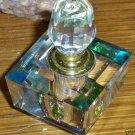 Incredibly Beautiful Murano Glass Perfume Bottle w/Box