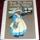 Book, How to Dress a Doll