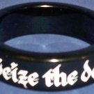 Lovely Wide Lucite Bangle Bracelet, Jewelry, Seize the Day!