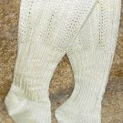 Super C1890 Woven French Doll Stockings