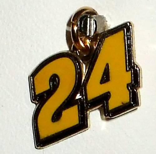 CHARM #24 JEFF GORDON NASCAR AUTO RACING BODY JEWELRY