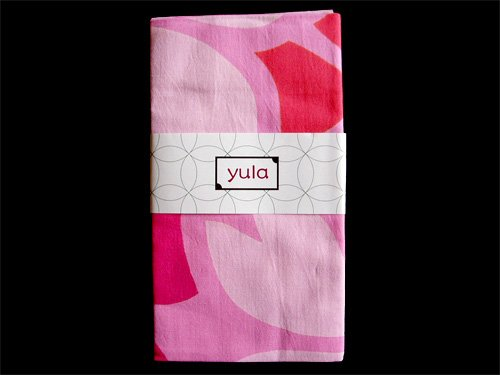 Tenugui Japanese Cotton Towel/ Vivid Sakura from Japan