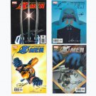 Astonishing X men signed by John Cassaday artist and Laura Martin colorist #1-4