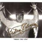 Betsy Palmer signed 8x10 (Friday The 13th)