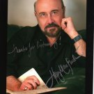 Harry Manfredini signed 8x10 (Score:Friday The 13th)