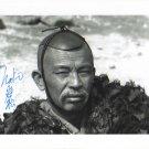 Mako signed 8x10 (Conan The Barbarian)