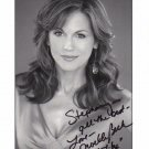 Noelle Beck signed 8x10 #1 Soap Opera actress