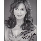 Noelle Beck signed 8x10 #2 Soap Opera actress