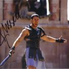 Russell Crowe signed 8x10 (GLADIATOR)