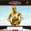 Anthony Daniels signed CJ 8x10