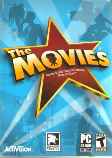 The Movies PC game