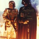 Jeremy Bulloch/Dave Prowse dual signed 8x10 (BOBA FETT/DARTH VADER) #6
