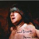 Paul Brooke autographed 8x10 (RANCOR KEEPER, ROTJ)