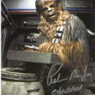 Peter Mayhew autographed 8x10 (CHEWBACCA) Comes with> COA Florida Super-Con, SAT. DEC. 8th 2007 #1
