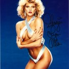 Ginger Lynn signed 8x10 #1 (Adult Star)