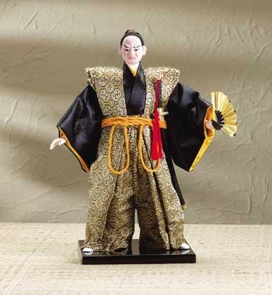 31751 Samurai Figure with Fan and Sword