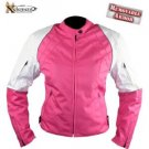 Women's Armored Tri-Tex™ Motorcycle Jacket Size LARGE