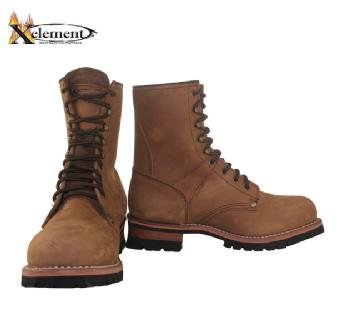 Xelement Motorcycle / Scooter Men's Boots Logger-type Size 11