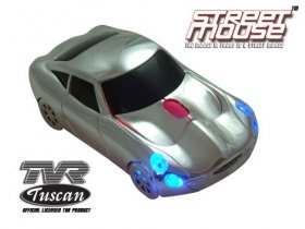 Street Mouse TVR Tuscan Silver Chrome
