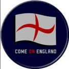 Flash The Flag Flashing England Badge