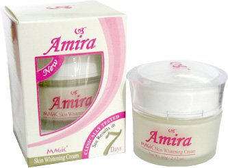 FREE SHIPPING!!! AMIRA MAGIC WHITENING CREAM