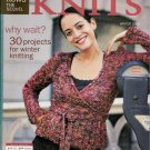 INTERWEAVE KNITS Winter 2005 Swing Jacket Sweaters