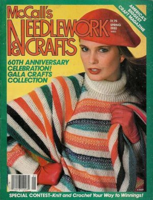 McCall's Needlework & Crafts SWEATERS BABY SETS DOLLS Knit Crochet Sewing Patterns